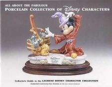 Buy CAPODIMONTE LAURENZE Disney Character Collector Guide all made in Italy