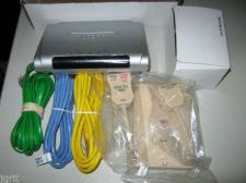 Buy Netopia 2241N DSL ethernet internet USB modem phone PC MAC home network w/EXTRAS