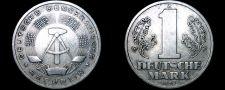 Buy 1956 A German Democratic Republic 1 Mark World Coin - East Germany