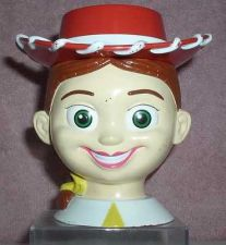 Buy Disney Pixar Jessie from Toy Story with with a filp top lid mug