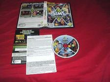 Buy The Sims 3 SUPERNATURAL LIMITED EDITION PC & MAC DISC MANUAL INSERTS ART & CASE