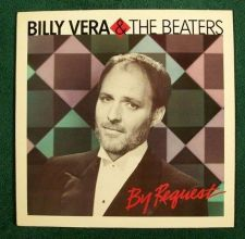 Buy BILLY VERA & THE BEATERS ~ By Request 1986 Pop Rock LP