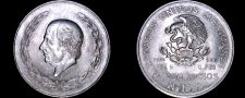 Buy 1953 Mexican 5 Peso World Silver Coin - Mexico