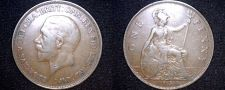 Buy 1936 One Penny World Coin - Great Britain - UK - England