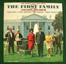 Buy VAUGHN MEADER ~ THE FIRST FAMILY 1962 Collectible LP