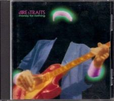 """Buy DIRE STRAITS ~ """" Money For Nothing """" Rock CD"""
