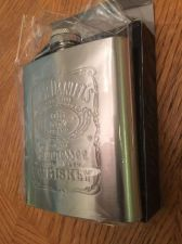 Buy 7 oz. Stainless Steel Flask - USA Seller