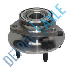 Buy NEW Front Driver or Passenger Wheel Hub Bearing Assembly 4WD w/ Rear-Wheel ABS