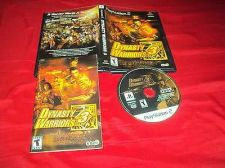 Buy DYNASTY WARRIORS 3 PlayStation 2 PS2 *** PS3 DISC MANUAL ART & CASE VG TO NRMNT