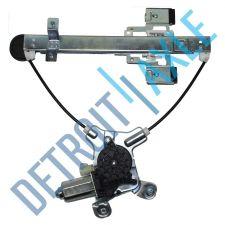 Buy NEW Power Rear Driver Side Window Regulator Assembly w/ Motor