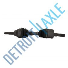 Buy FRONT DRIVER SIDE CV JOINT HALF DRIVE SHAFT FORD #146