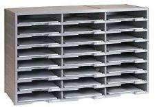 Buy Rack Holder Office Storange Home Supplies Organizer Sorter Classroom Document W/