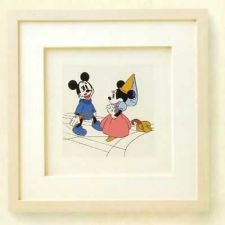 Buy Disney Mickey & Minnie Brave Little Taylor Framed Art