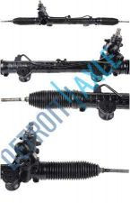 Buy 2003-2006 Mercedes-Benz S-Class 4-Matic Complete Power Steering Rack and Pinion