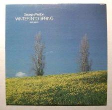 Buy GEORGE WINSTON ~ Winter Into Spring 1982 Jazz LP