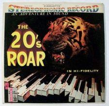 Buy THE 20'S ROAR ~ The Chicago High Lights Hi-Fi Pop LP