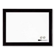 Buy Home Dcor Magnetic Dry Erase Board 11x17 Inches Black Frame Whiteboard Marker Of