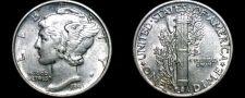 Buy 1941-D Mercury Dime Silver
