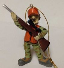 Buy Camouflage Hunter Ornament NEW Hunt Down Perfect Gift For Father's Day!