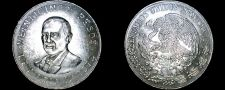 Buy 1972 Mexican 25 Peso World Silver Coin - Mexico