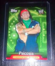 Buy 2006 Topps restricted access #65 PSICOSIS Grade 10 WWF WWE WCW TNA