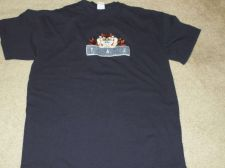 Buy Taz Shirt - Tazmanian Devil Warner Brothers Looney Toons - Size L