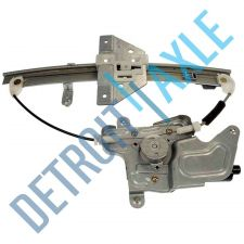 Buy NEW Power Rear Driver Side Window Regulator Assembly w/ Motor Set