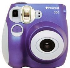 Buy Polaroid PIC-300P Instant Camera in Purple