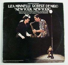 Buy NEW YOR, NEW YORK / Double Album 1977 Original Motion Picture Score LP