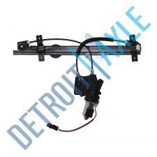 Buy New Power FRONT Passenger Window Regulator Assembly - w/ Motor