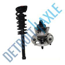 Buy NEW Rear Complete Ready Strut Assembly + Wheel Hub Assembly