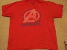 Buy Marvel Avengers Red Shirt - Size XL