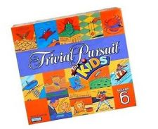 Buy Trivial Pursuit For Kids Volume 6 - Parker Bros. 2004 - EUC