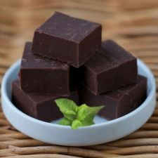 Buy Divine Homemade Mint Chocolate Fudge - Made to Order
