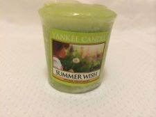 Buy Yankee Votive Candle, Summer Wish Scent, Authentic Brand Name For Your Home!