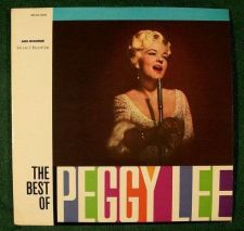"Buy PEGGY LEE "" The Best of Peggy Lee "" 1980 Double Album LP"