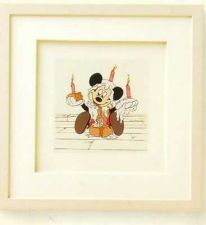 Buy Disney Mickey Mouse Mickey's Birthday Framed Art