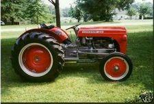 Buy MASSEY FERGUSON MF TE-20 SERVICE MANUAL 400pgs TE-A20 TE-D20 Gas Diesel Tractors