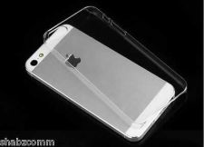 Buy TPU SOFT SILICONE CLEAR BACK CASE COVER FOR iPHONE 5 & 5S + SCREEN PROTECTOR