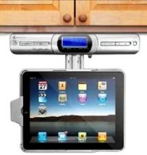 Buy iPAD iPHONE OR iPOD UNDER CABINET DOCK - NEW - GREAT GRAD GIFT FOR DORM ROOM!