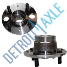 Buy Pair of 2 - Rear Driver and Passenger Wheel Hub and Bearing - Disc Brake w/o ABS