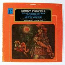 Buy HENRY PURCELL ~ Gordian Knot / Virtuous Wife Classical LP