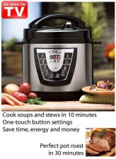 Buy Pressure Power Cooker XL Kitchen Small Appliances Cooking