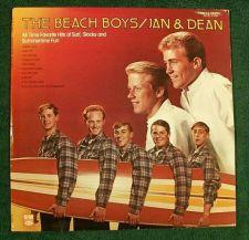 Buy THE BEACH BOYS / JAN & DEAN Surf, Stocks and Summertime 1981 Rock LP