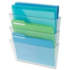 Buy Pocket Wall Universal Stack File Letter Desk Office Home Organizer Mail fill New