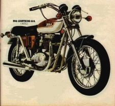 Buy BSA A50 A65 TWINS SERVICE MANUAL for Lightning Scrambler Firebird Thunderbolt