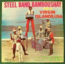 "Buy THE STEEL BANDITS "" Steel Band Bamboushay "" West Indies Music LP"