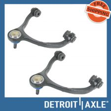 Buy Pair of 2 NEW Front Upper Control Arm and Ball Joint Assembly Set Kit