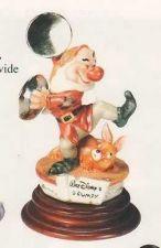 Buy Disney Snow White Grumpy Musician Laurenz Capodimonte C.O.A. Original Box
