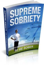 Buy Supreme Sobriety ebook + 10 Free eBooks With Resell rights ( in PDF format )